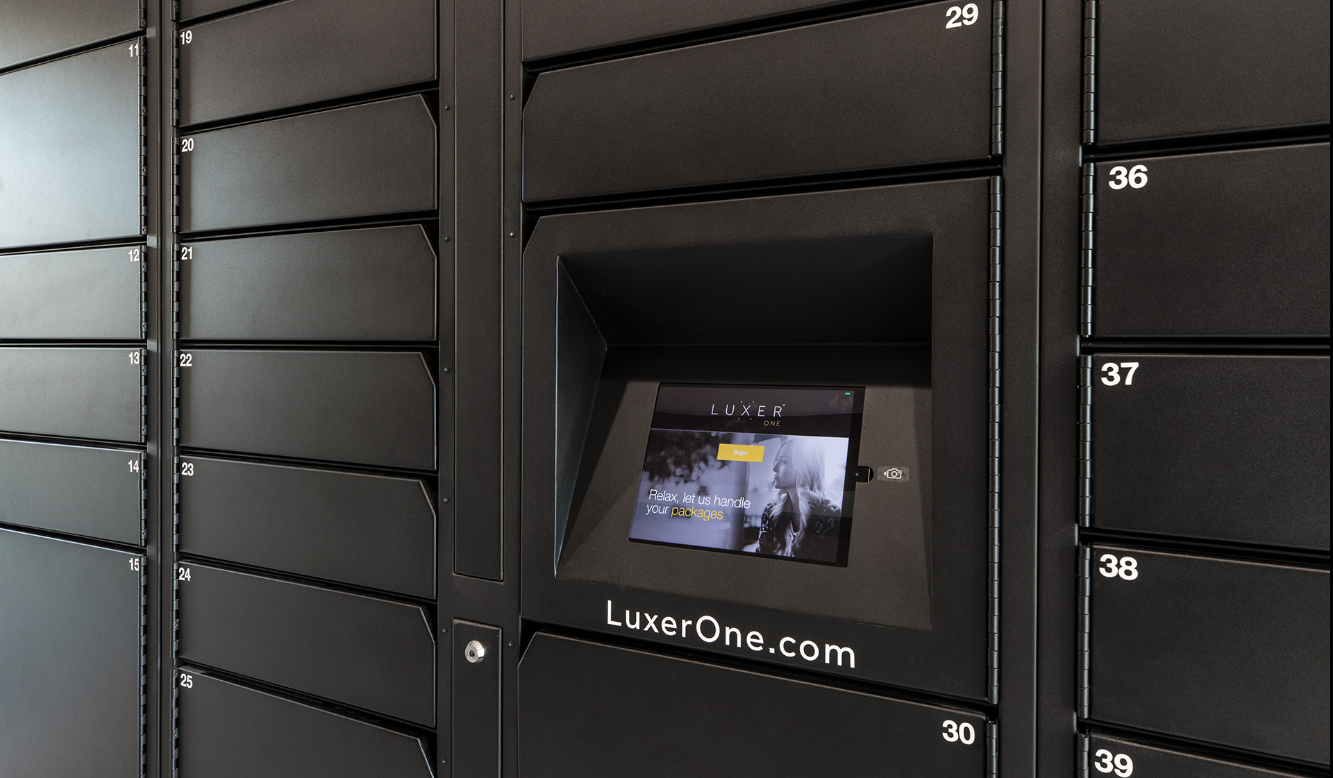 One Ardmore Place - amenties - package lockers